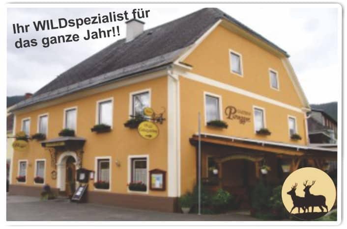 Gasthaus Puregger Turnau