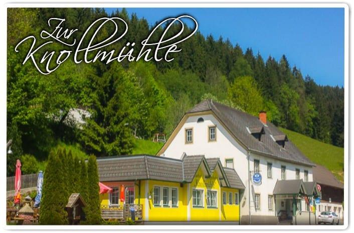 Gasthaus zur knollmühle Ratten