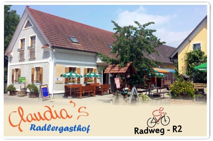 Radlergasthof Mureck Radweg R2