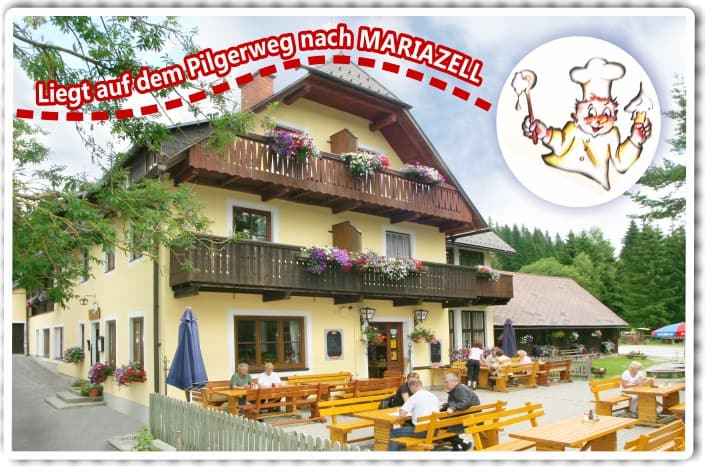 Schlagobersbauer Alpl Gasthof