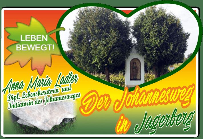 Johannesweg in Jagerberg