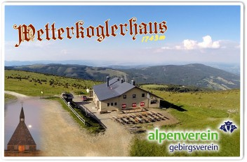 Alpenverein Wetterkoglerhaus am Hochwechsel