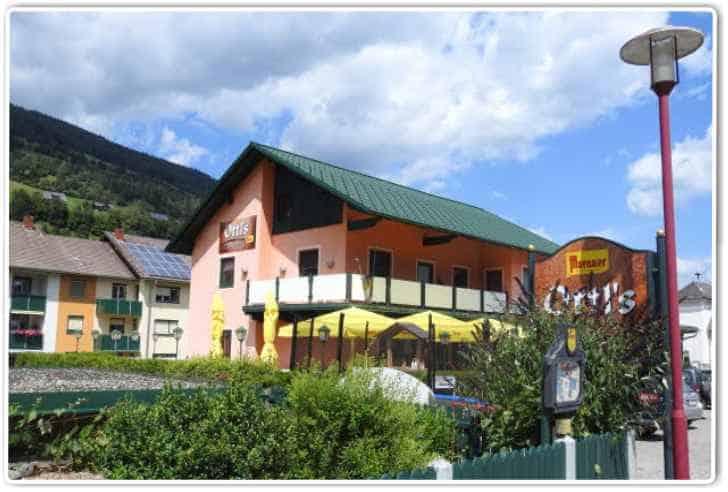 Gasthaus in Kreischberg