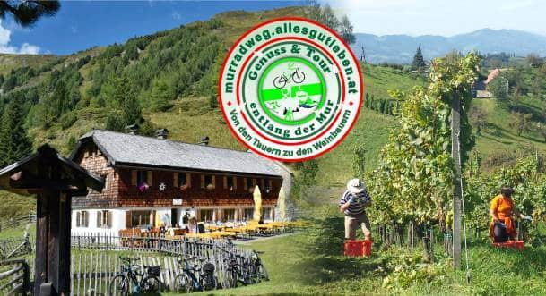 Von den Tauern zu den Weinbauern Murradweg Allesgutleben at