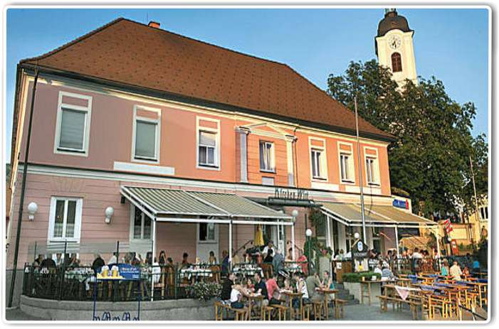 Kirchenwirt Stubenberg Gastgeber am Feistritztalradweg