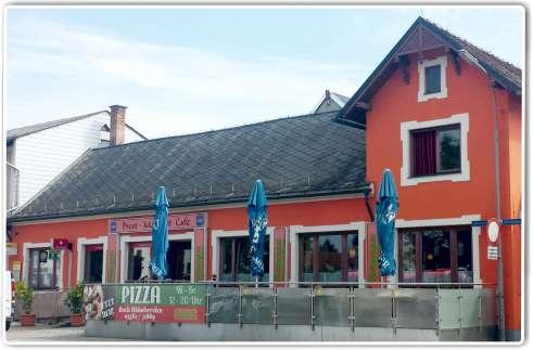 Cafe Pizzeria Antonyus Rudersdorf