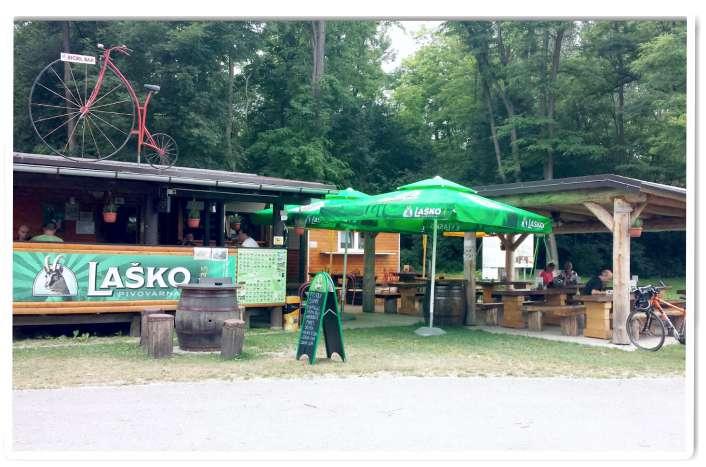 Lasko gastgeber murradweg slowenien