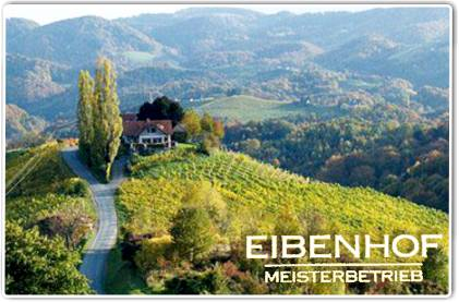 EBENHOF Weingut an der Glanz weinstrasse