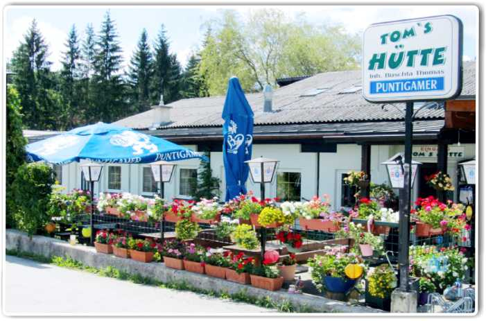 Tom´s Huette Gasthaus in Spital am Semmering