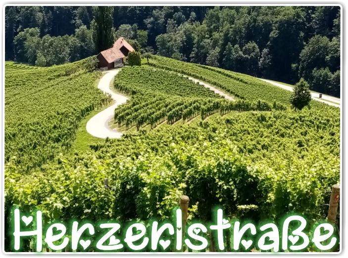 Herzerlstrasse Slowenien