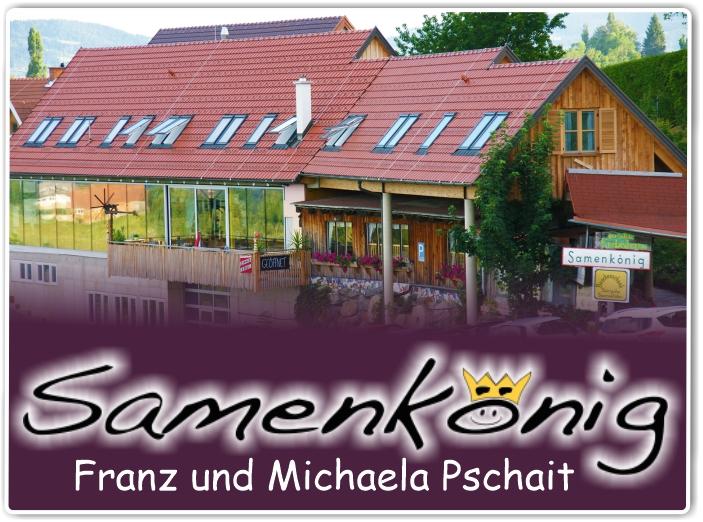 Samenkoenig Buschenschank Gaestezimmer Bauernladen