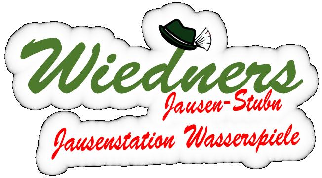Logo Wiedners Jause Stubn Waldbach 2021