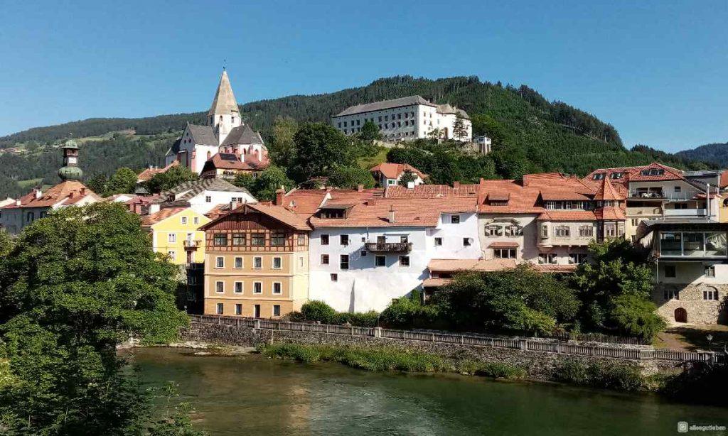 Urlaub in der Steiermark Murau ©allesgutleben
