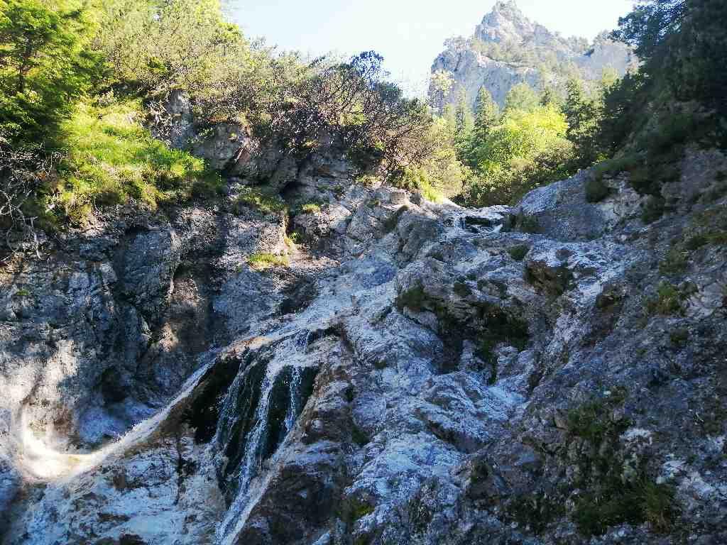 Karlschutt Hochsteiermark Wasserfall